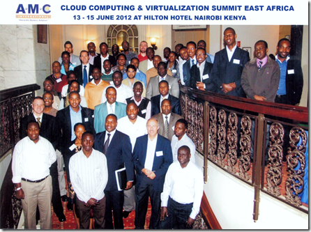 Cloud Computing & Virtualization Summit East Africa